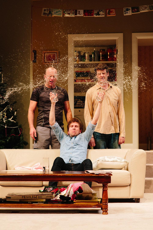 Straight White Men, State theatre Company of SA & La Boite Theatre Company , Adelaide 2016