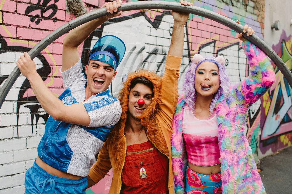 Brat Kids Carnival, Melbourne 2018