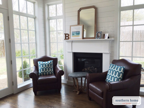 Living Rooms and Sun Rooms — KM Brown Group
