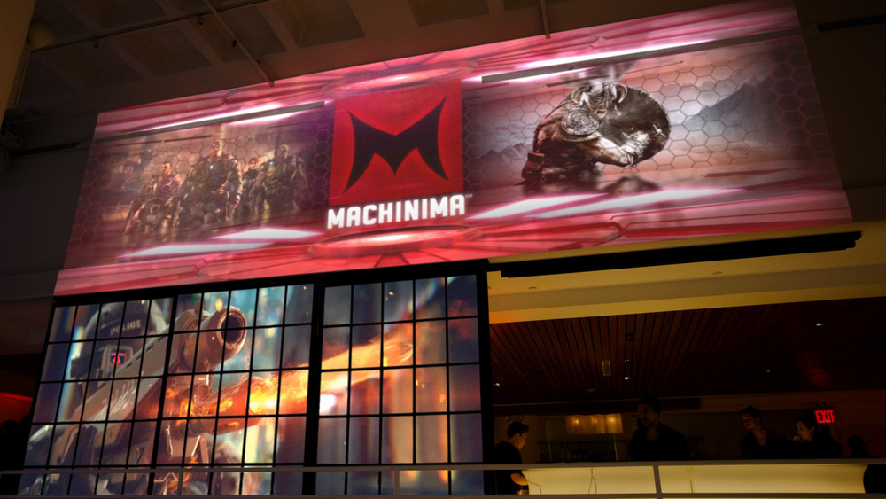 Machinima<strong>Upfront</strong><a href=/machinima>More</a>