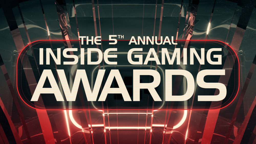 Machinima<strong>The 5th Annual Inside Gaming Awards</strong><a href=/machinima>More</a>