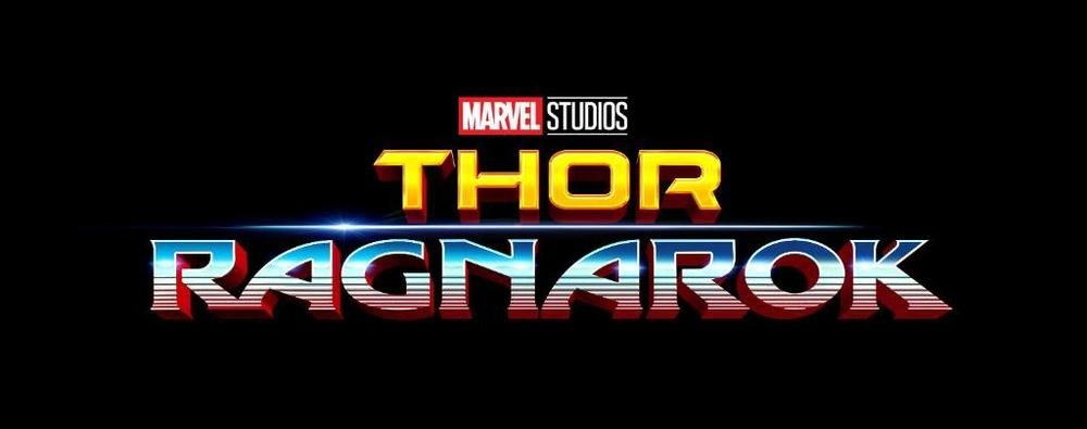 New Thor: Ragnarok Logo!