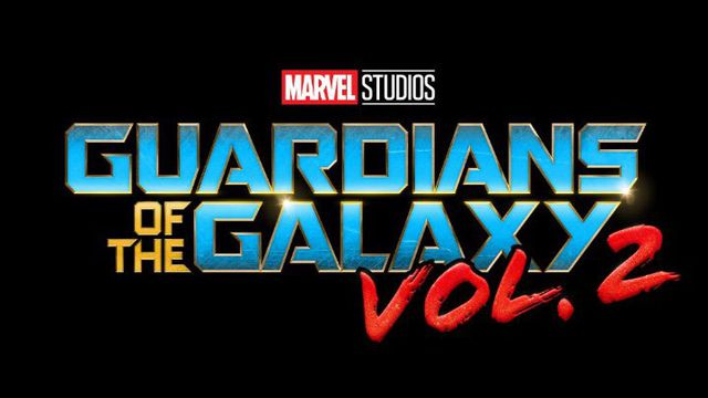 New Guardians of the Galaxy Vol.2 Logo!