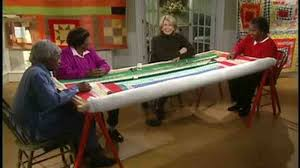 The Quilters of Gee's Bend - with Martha Stewart