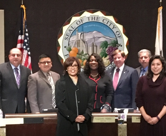 2017 - Special thanks to the City of Fontana, CaliforniaThank you Mayor, Aquanetta Warren and City Council for acknowledging my support in the community in the arts. Special thanks to The Art Depot Art Program and all the employees who put the exhibits together and host art workshops for the community. It's my pleasure to serve.