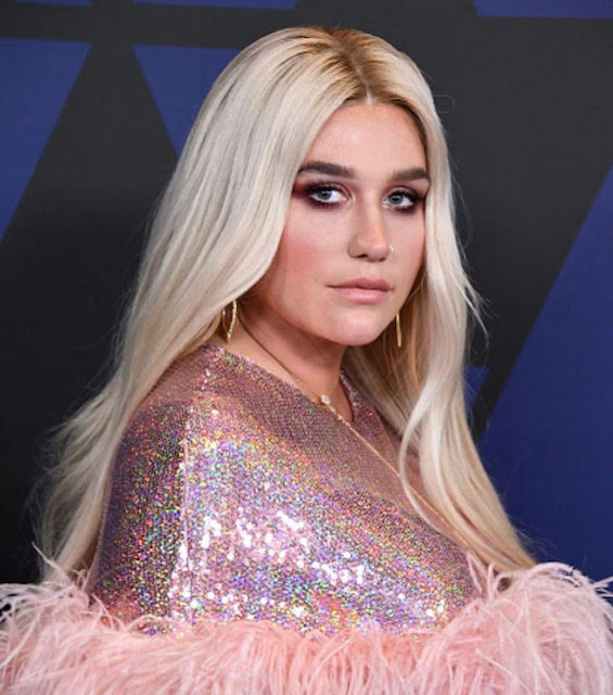 Kesha in Jared Lehr