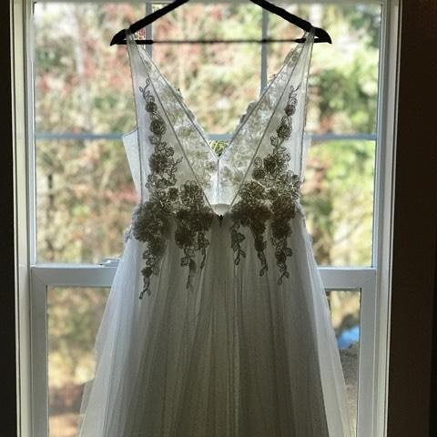 #adorable #couture #beads #handwork #details #intricatedesign #weddingphotography #weddingdress #salemoregon #usa #vouture #viencouture
