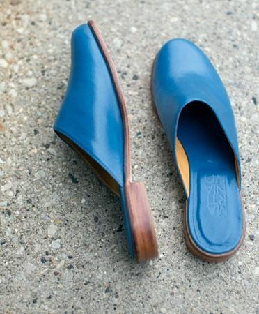 COBALT BLUE MULLER SLIDE $458 /  Bona Drag