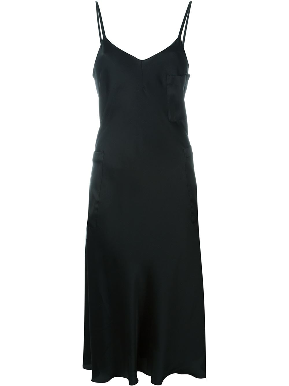 Mm6 Maison Margiela Slip Dress