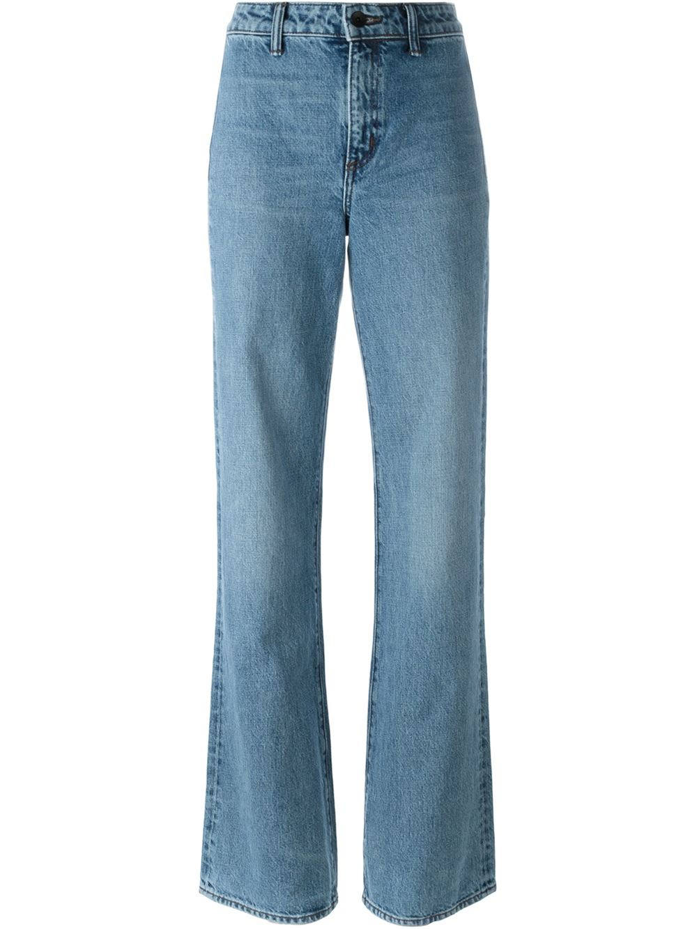 Helmut Lang High Rise Jeans