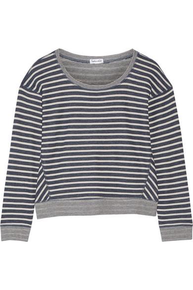 Splendid / Sierra Falls striped sweatshirt