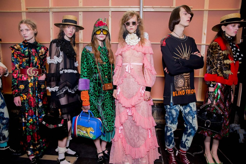 Gucci Cruise 2017 � DNAMAG.co