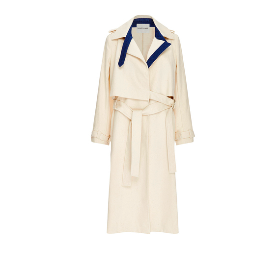 Sandy Liang: Casey Trench Coat was $750, now $383