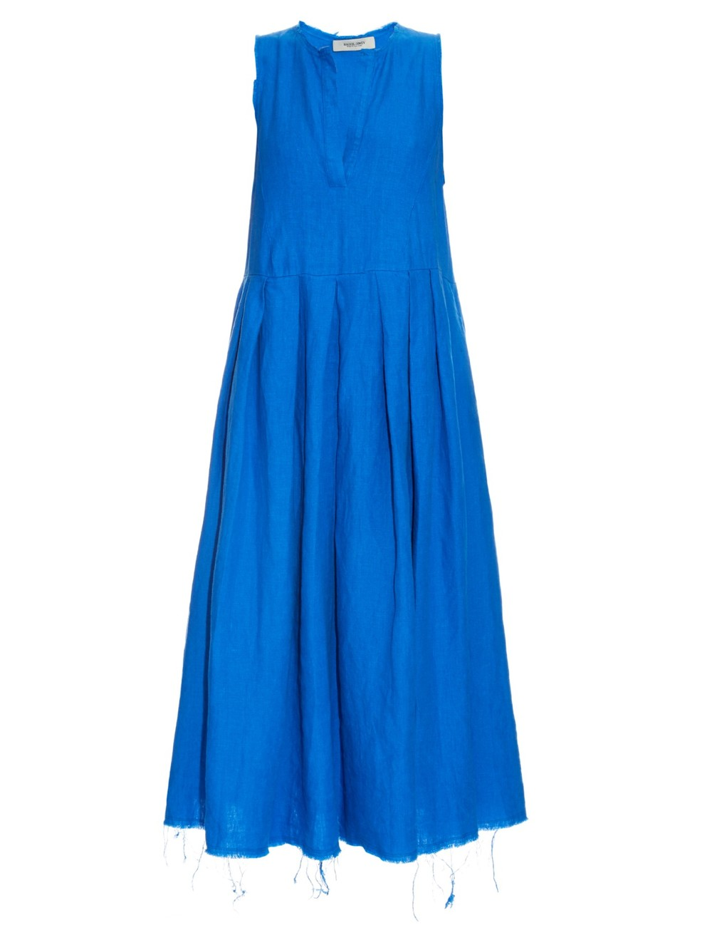 Rachel Comey: Serano Pleated Linen Dress was $552, now $386