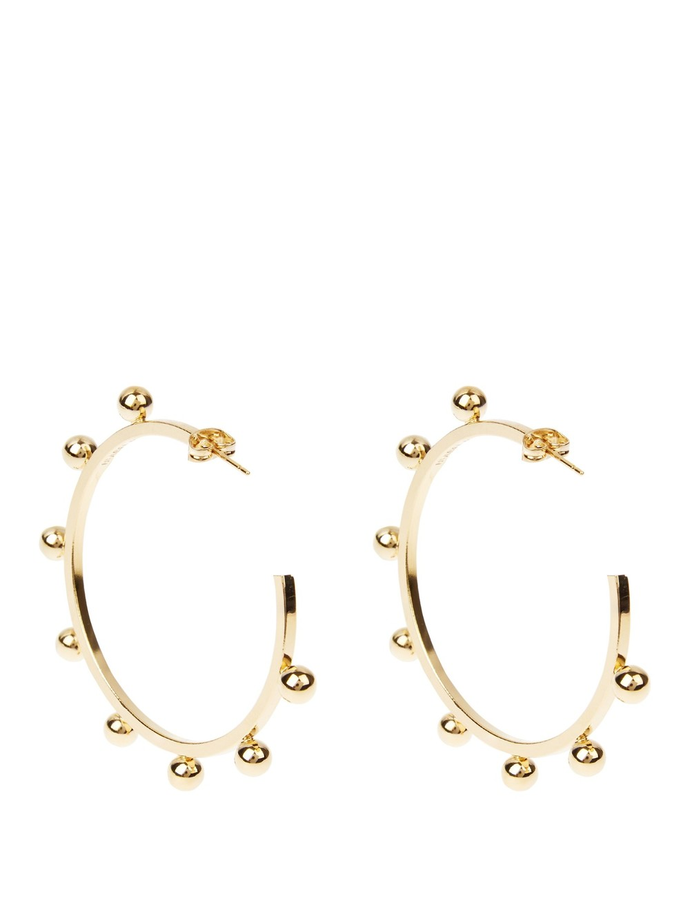Isabel Marant: Stud-embellished Hoops was $245, now $171