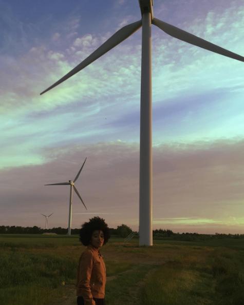 Windmills 🌌