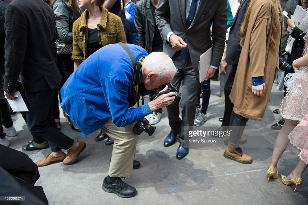 Thank You Bill Cunningham 🍒 DNAMAG.co