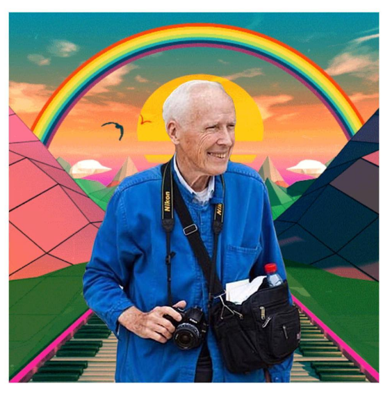 On to the next assignment ♥️ Bill Cunningham