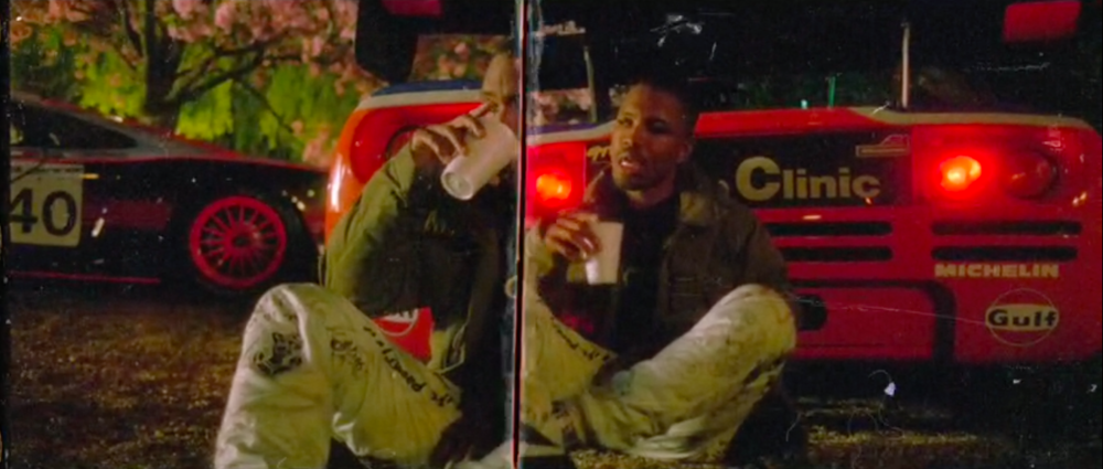 Watch Frank Ocean's Video for 'Nike' 🍒 DNAMAG.co