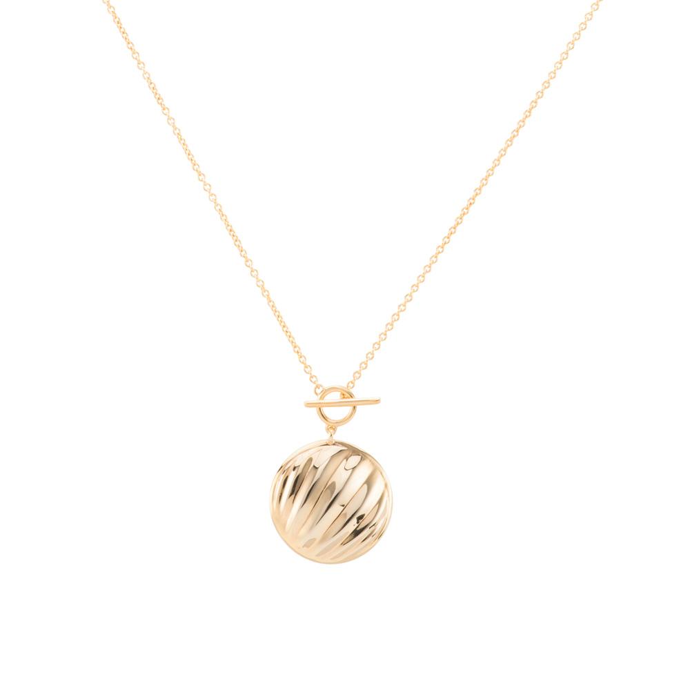 Mejuri / Tuxedo Necklace 🍒 DNAMAG.co