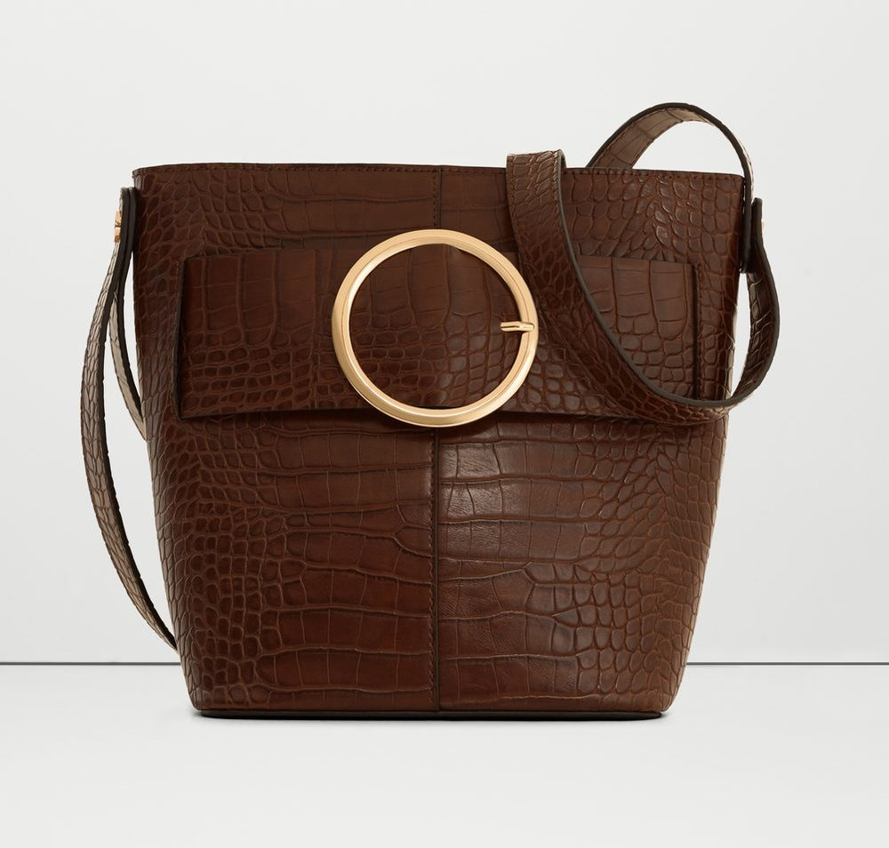 Buckle Bag / Mango via DNAMAG