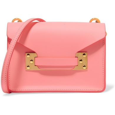 Milner Nano Shoulder Bag / Sophie Hulme via DNAMAG