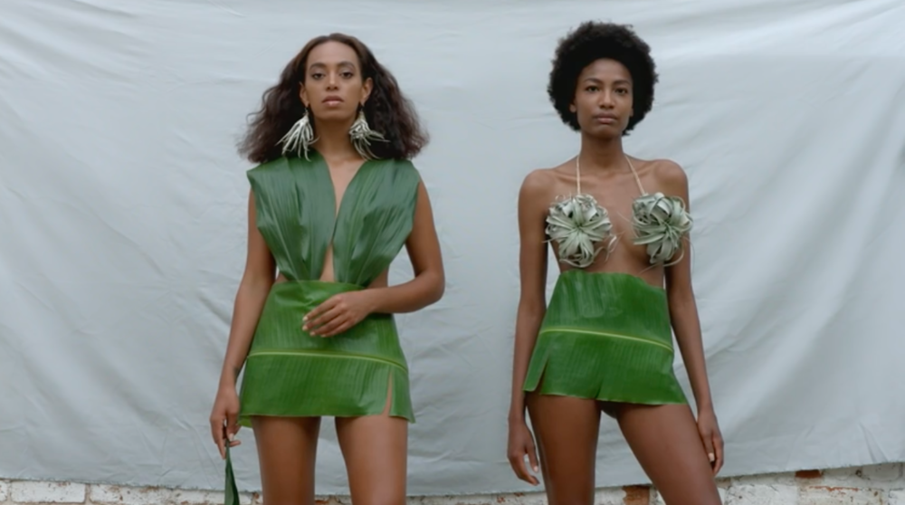 Solange / A Seat At the Table via DNAMAG