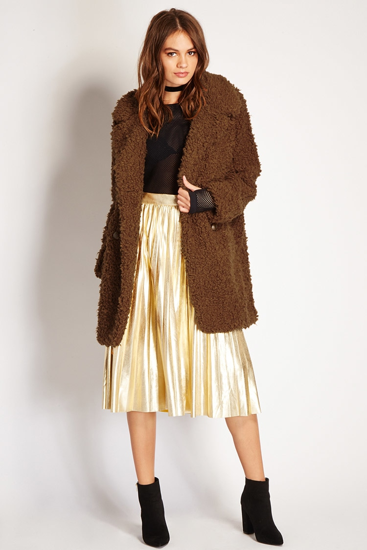 Shop Forever 21 Fall Coats via DNAMAG
