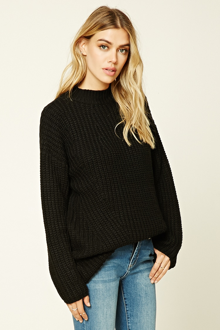Shop Forever 21 Sweaters via DNAMAG