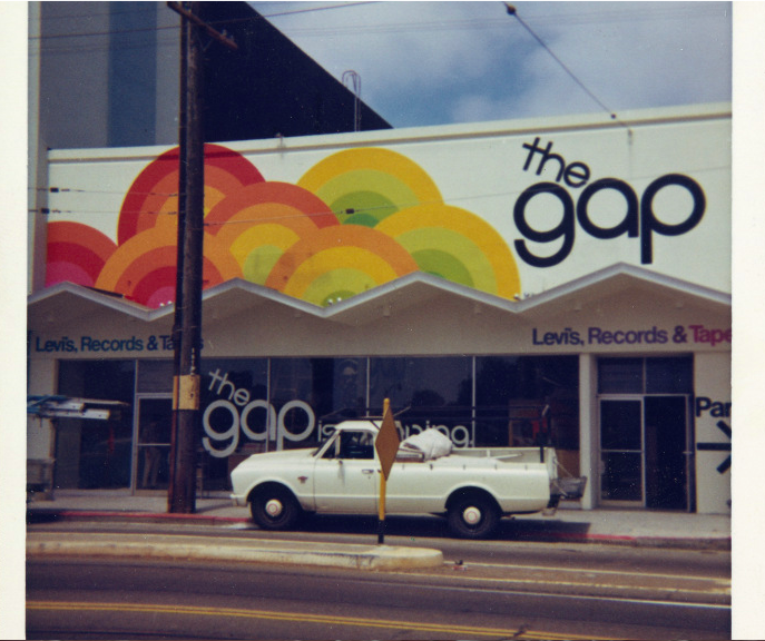 The history of the Gap