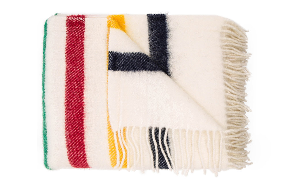 MULTI CARIBOU THROW by HUDSON'S BAY COMPANY