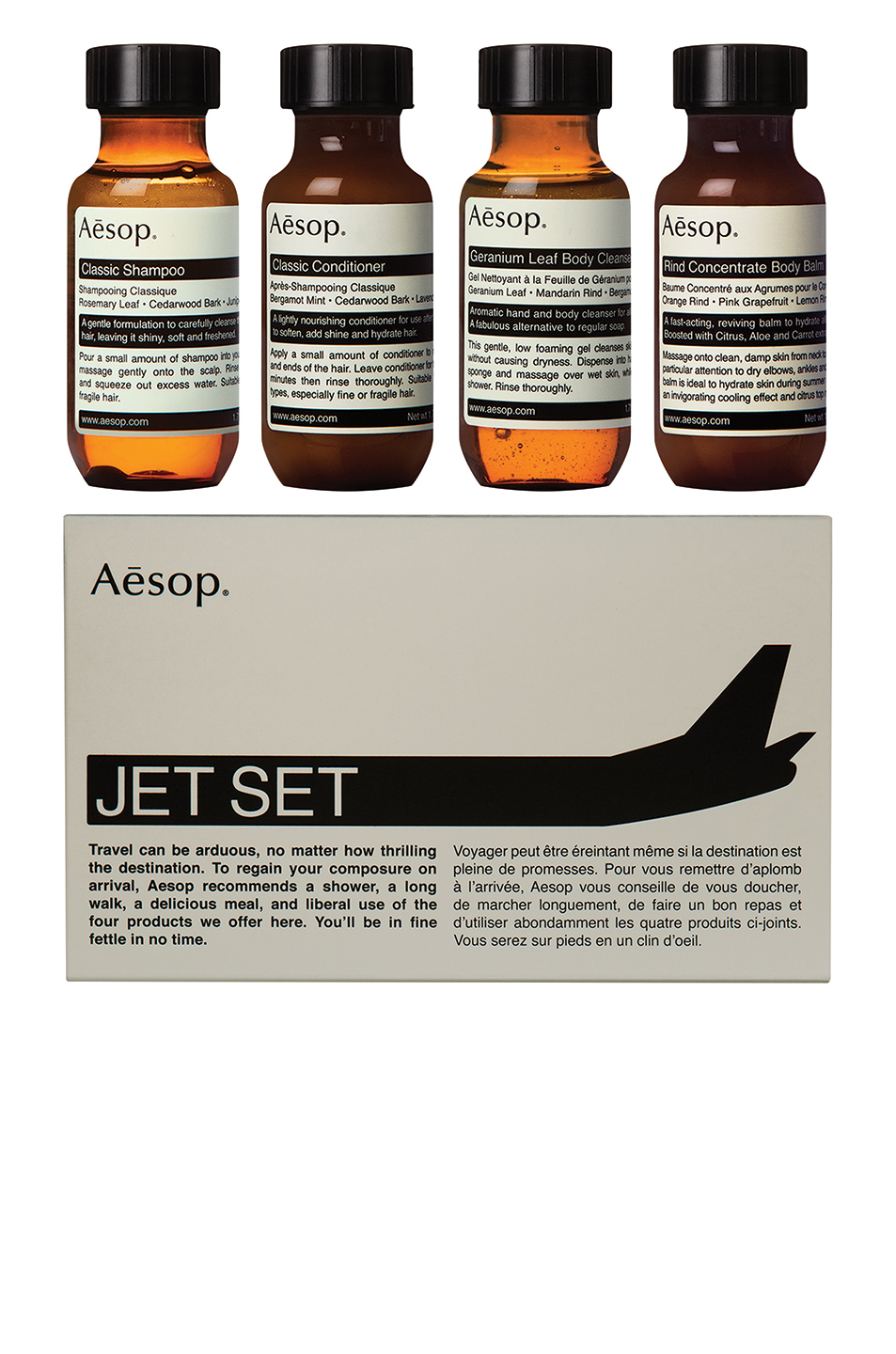 JET SET KIT by AESOP