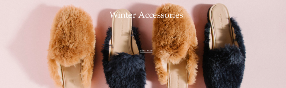 Winter accessories via DNAMAG