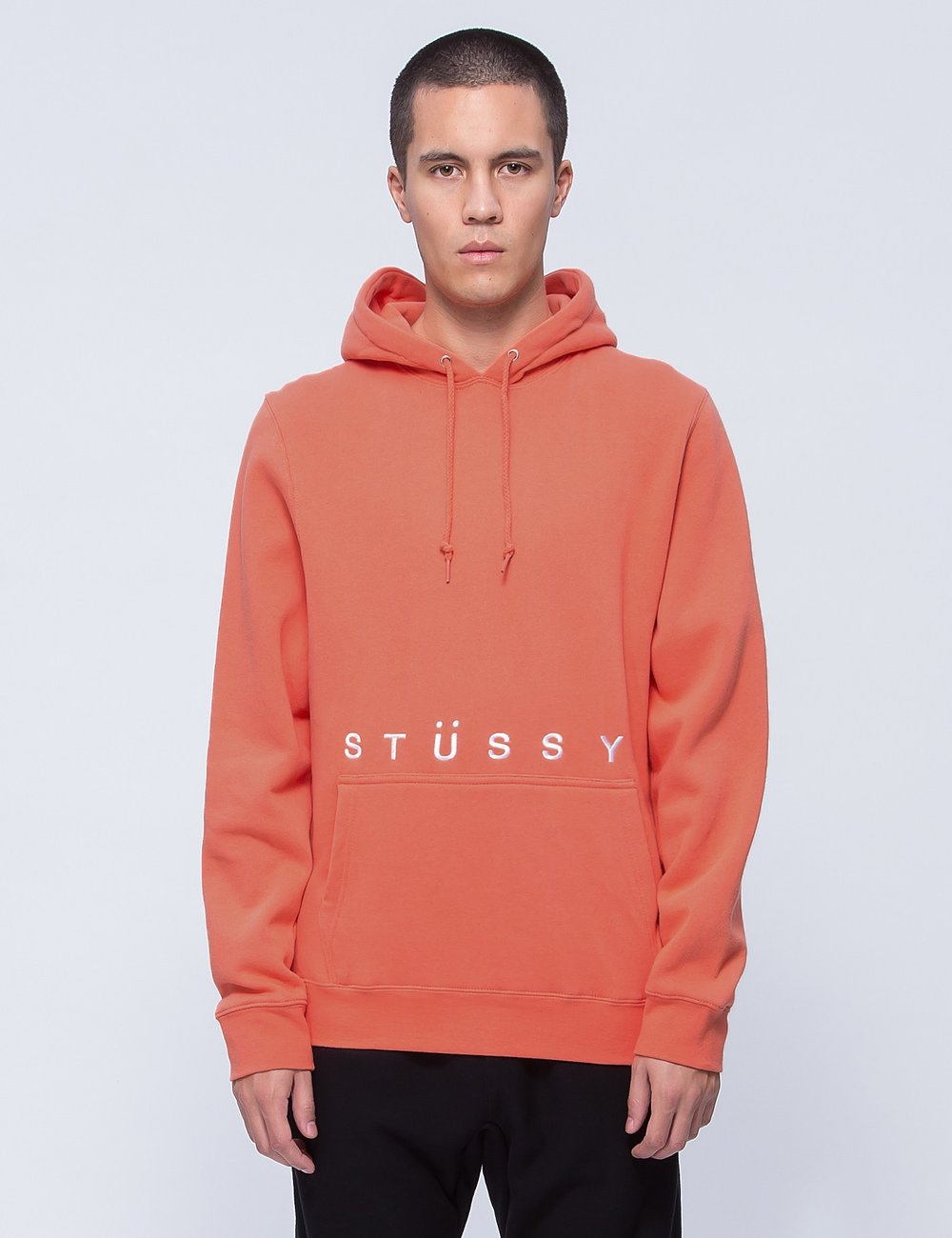 CLASSIC APPLIQUÉ HOODIE by STUSSY