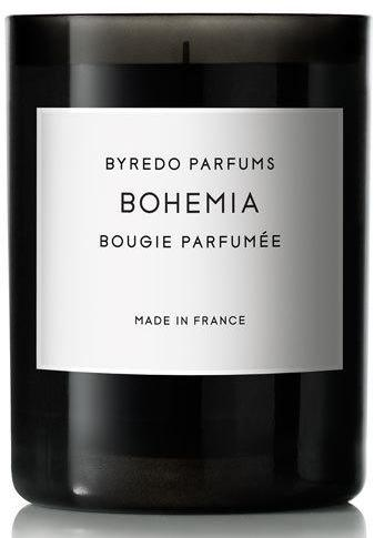 BOHEMIA BOUGIE PARFUME SCENTED CANDLE by BYREDO