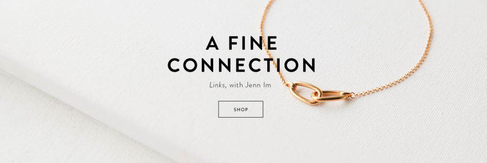 Shop Jenn Im's collection w/Mejuri via DNAMAG