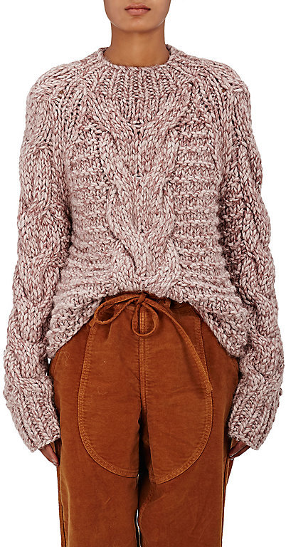Ulla Johnson Baby Alpaca Sweater