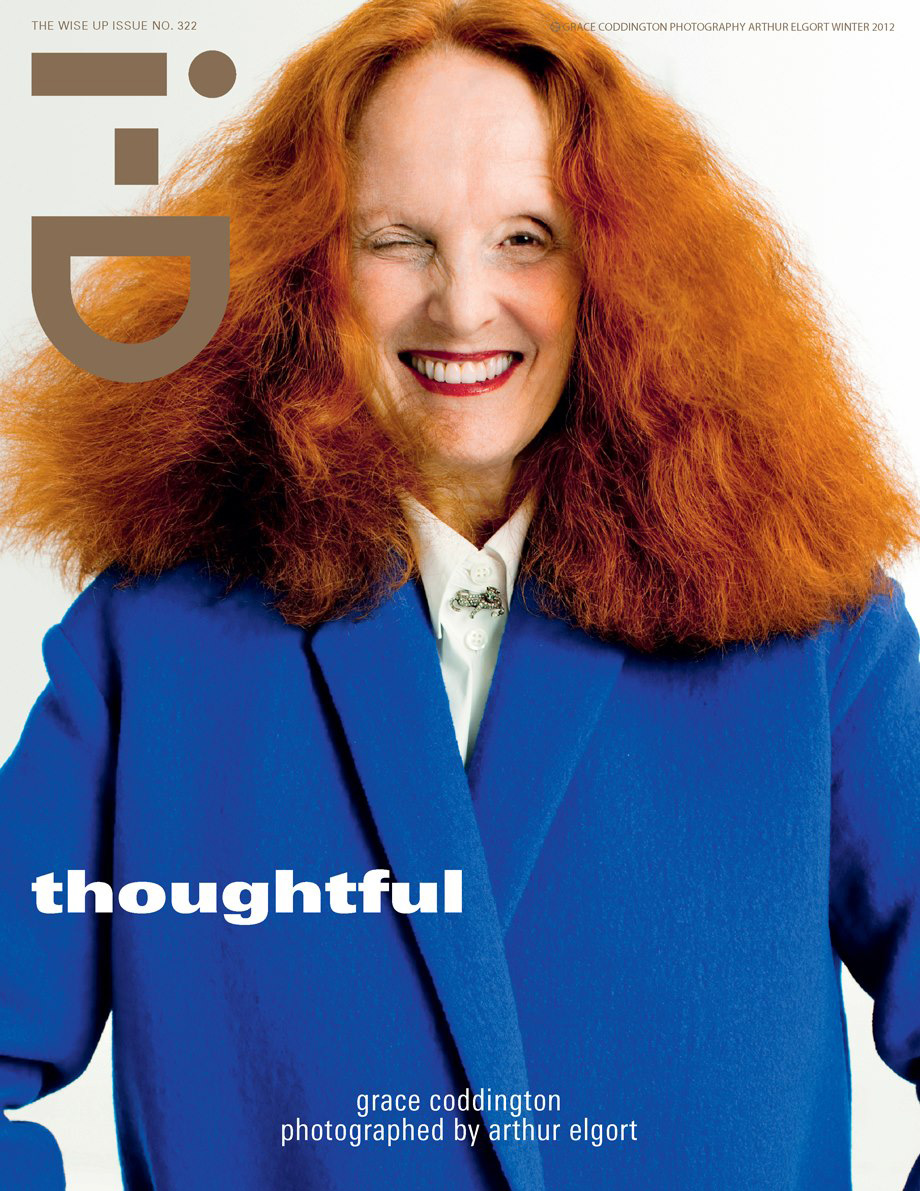 Words To Live By .. Grace Coddington via DNAMAG