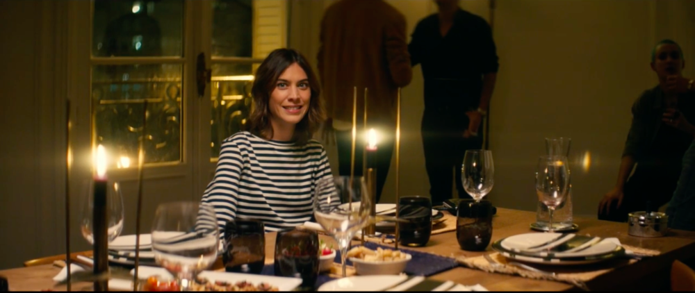 When in Paris w/Alexa Chung via DNAMAG