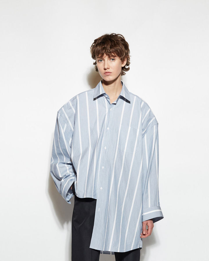 Vetements Classic Stripes Shirt