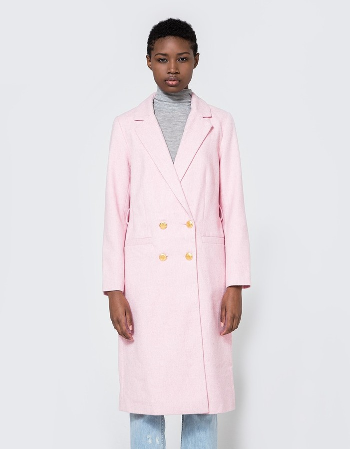Hawthorne Wool Coat by Need Supply