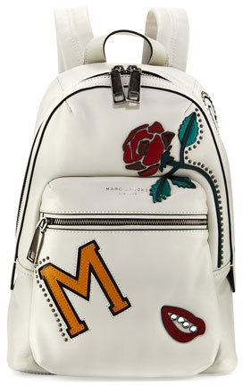 Marc Jacobs Collage Leather Backpack