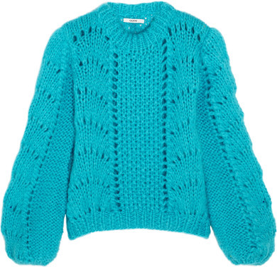 Ganni Juilliard Mohair Sweater