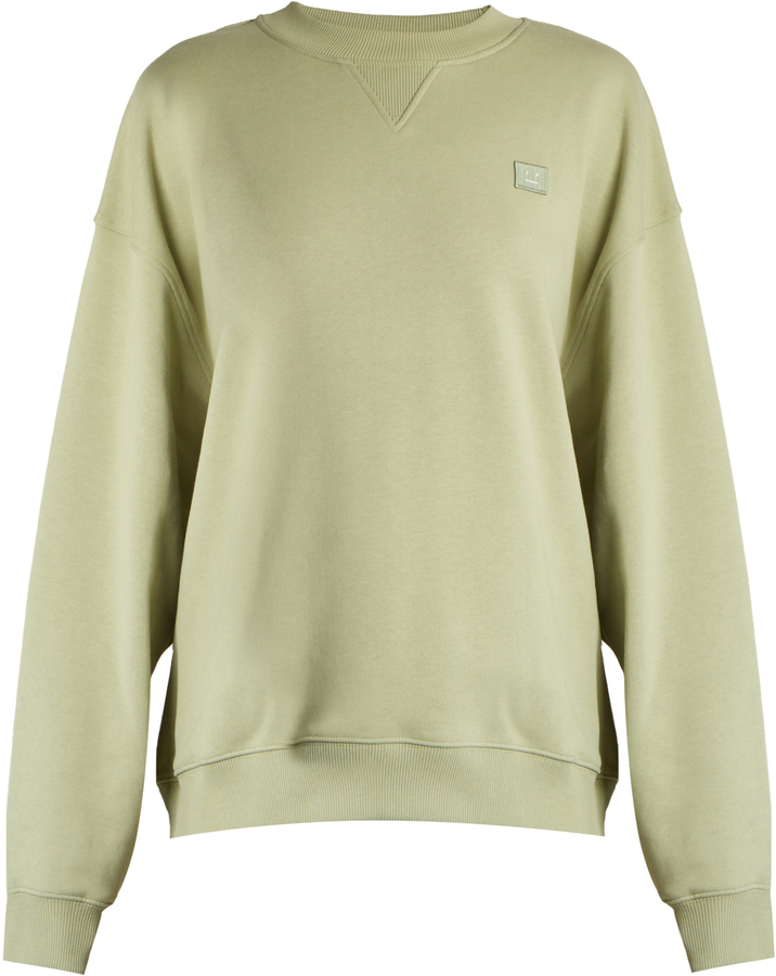 Acne Studios - Yana Cotton Jersey Sweatshirt