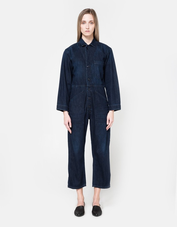 Denim flight suit by Citizen of Humanity