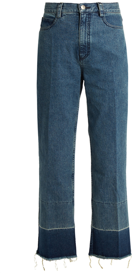 Rachel Comey - Legion High Rise Slim Jeans