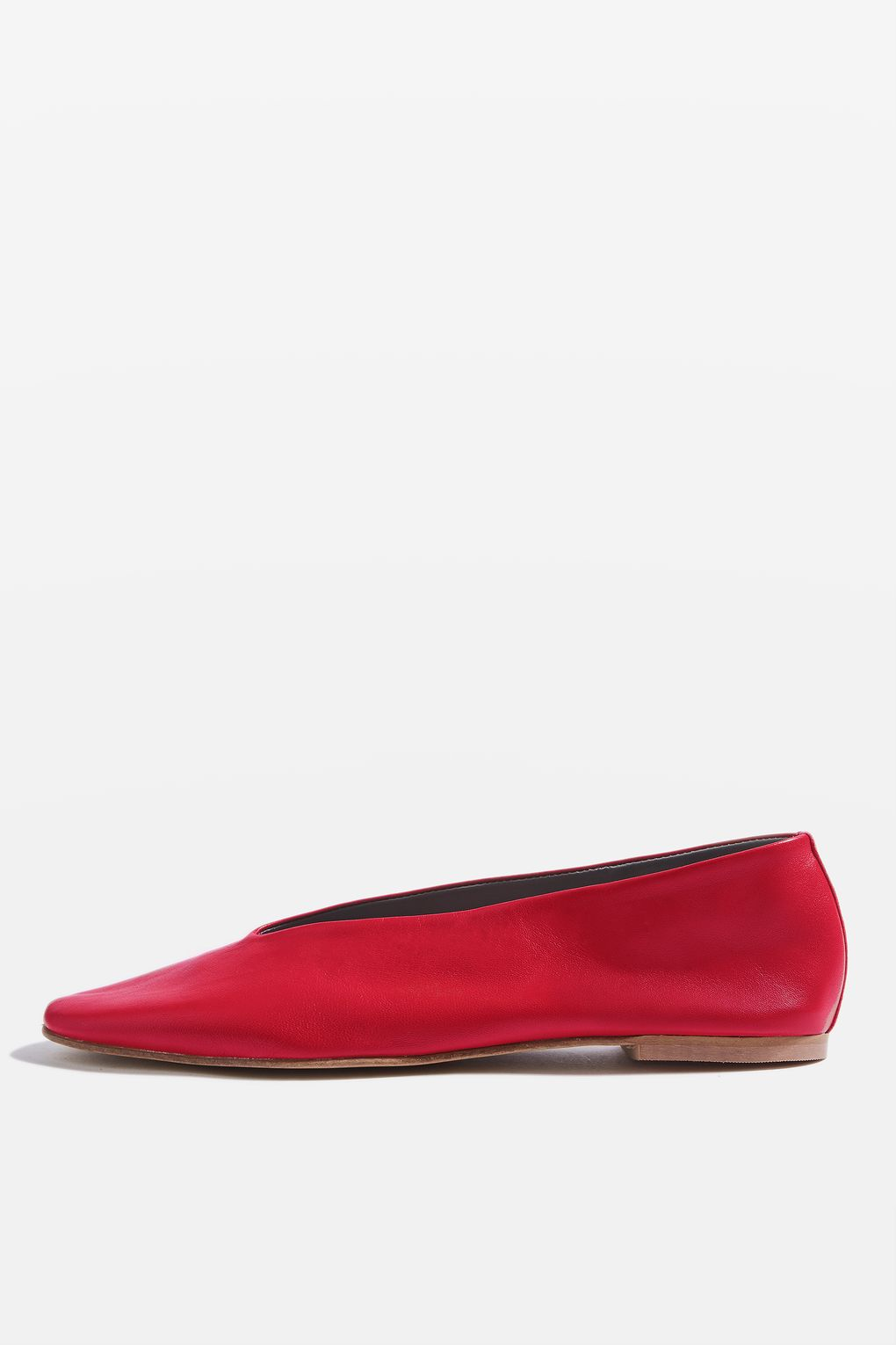 What We Want: KICK Softy Ballet Shoe by Topshop
