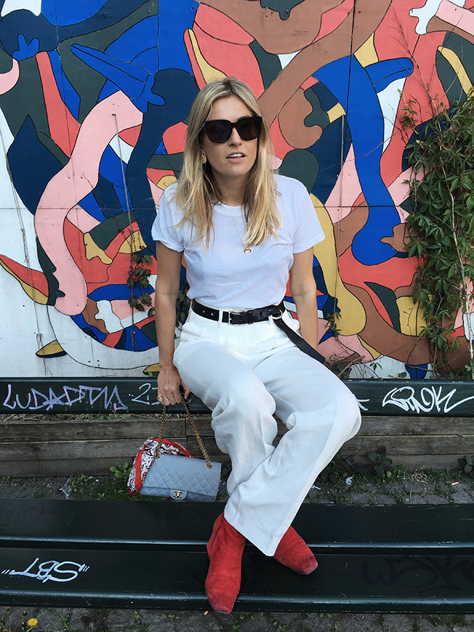 Girl Crush: Camille Charrière via DNAMAG
