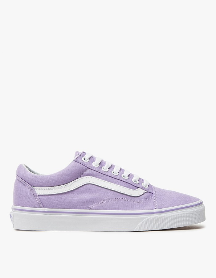 Vans - Old Skool in lavender