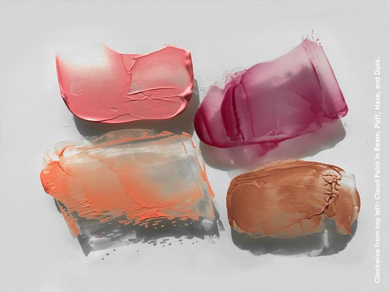 A new way to blush with Glossier...